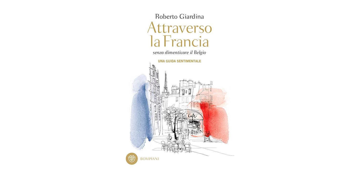 Watercolor illustration, travel book, map France, Alessandra Scandella