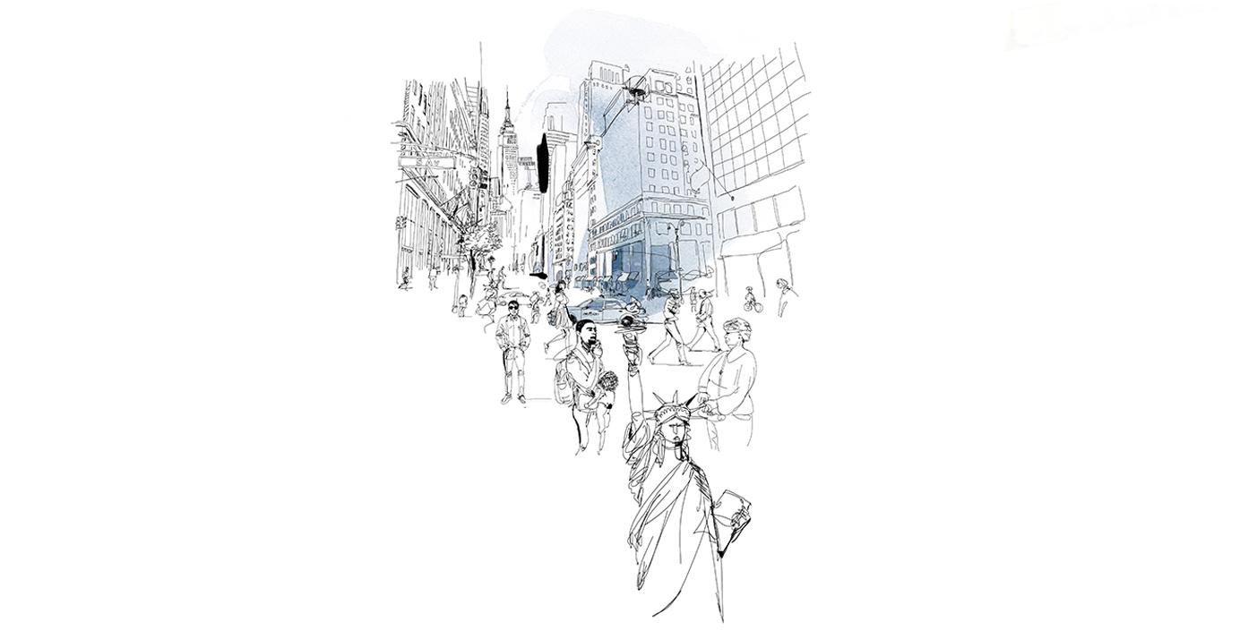 Watercolor_illustration-city-Alessandra_Scandella