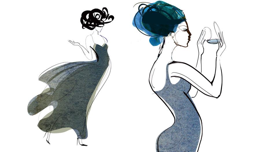 Alessandra ScandellaFashion Illustration | Alessandra Scandella