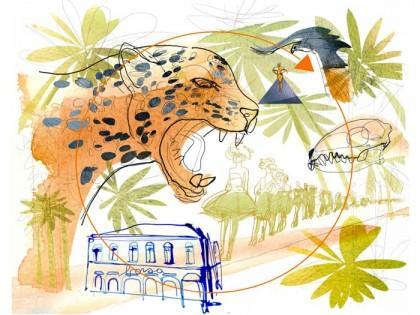 Acquerello_animali_Illustrazione,Alessandra Scandella