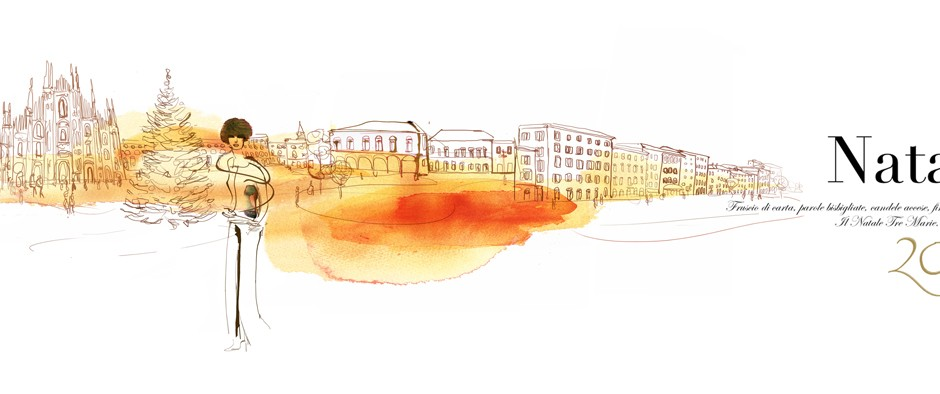 Watercolor_illustration_Fashion-Milan-Scandella