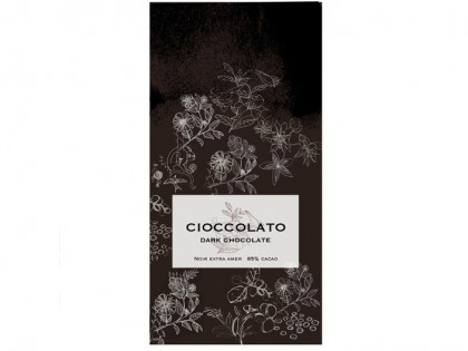 Illustrazione acquerello packaging cioccolato, Alessandra Scandella