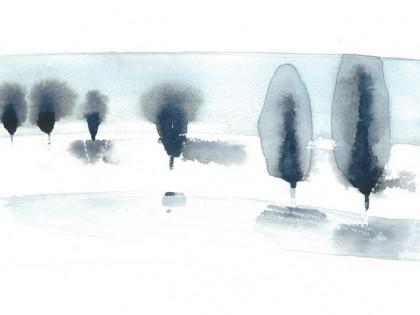 Acquerello inverno, Alessandra Scandella