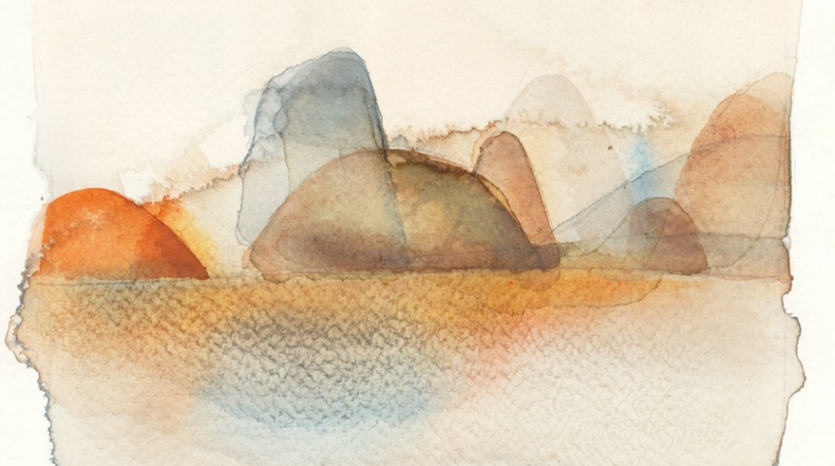 Watercolor 16, Alessandra Scandella