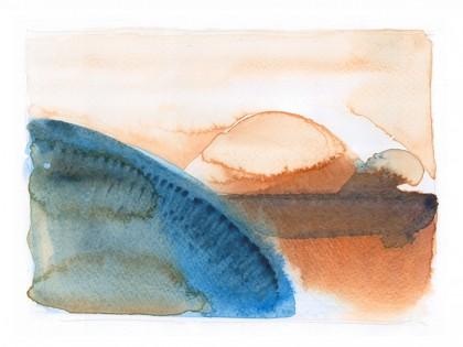 Watercolor 2, Alessandra Scandella