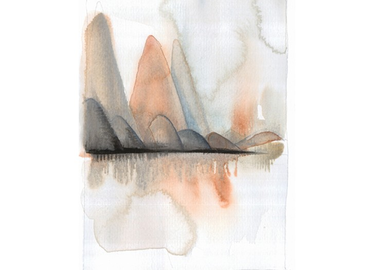 Watercolor 3, Alessandra Scandella