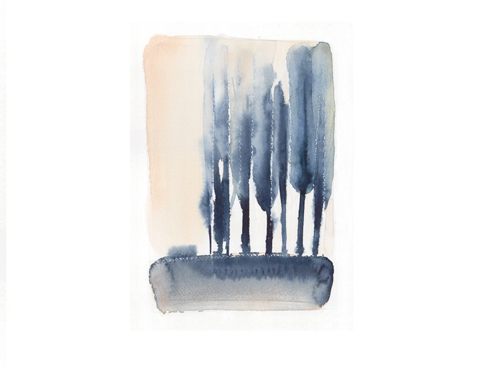 Watercolor 4, Alessandra Scandella