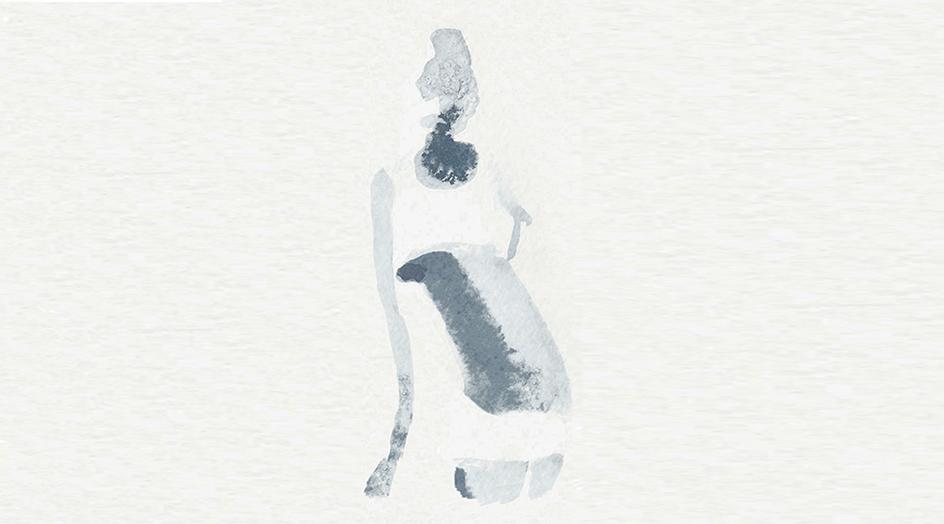 Milan Fashion Week, illustrazioni ad acquerello