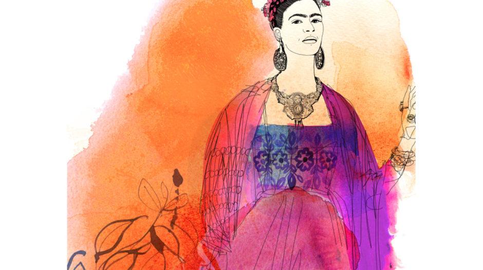 Fashion illustration watercolor, 21Alessandra Scandella copy