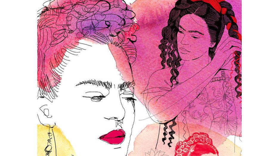 Fashion illustration watercolor, Alessandra Scandella,5