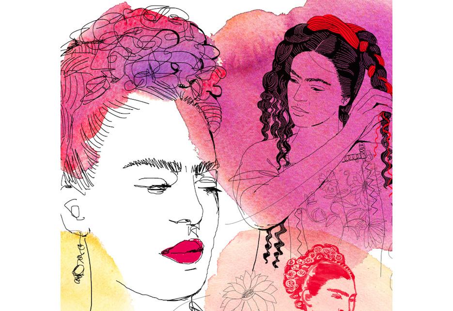 Illustrazione moda e gioielli acquerello