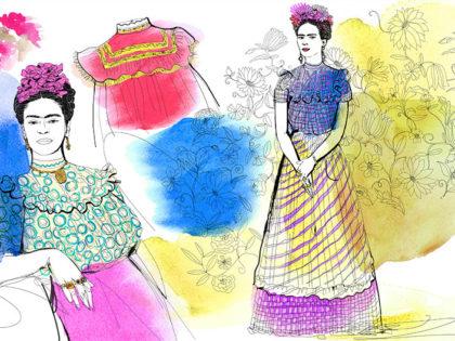 Watercolor illustration, fashion, style, Alessandra Scandella