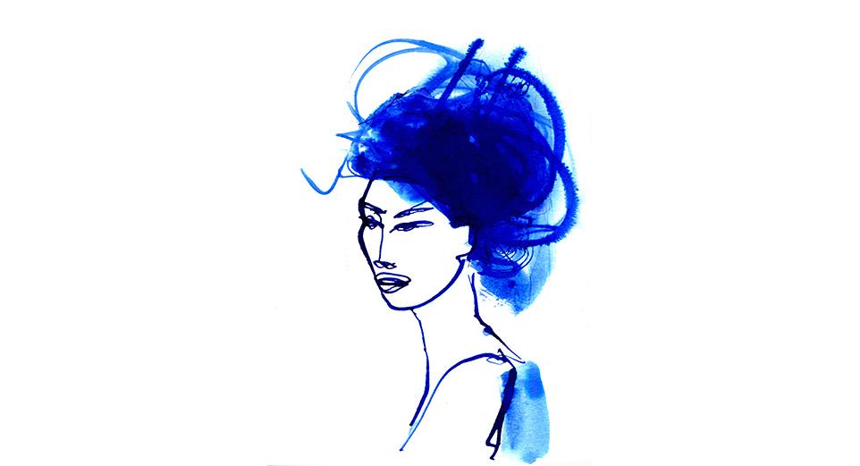 Woman portrait, ritratto donna