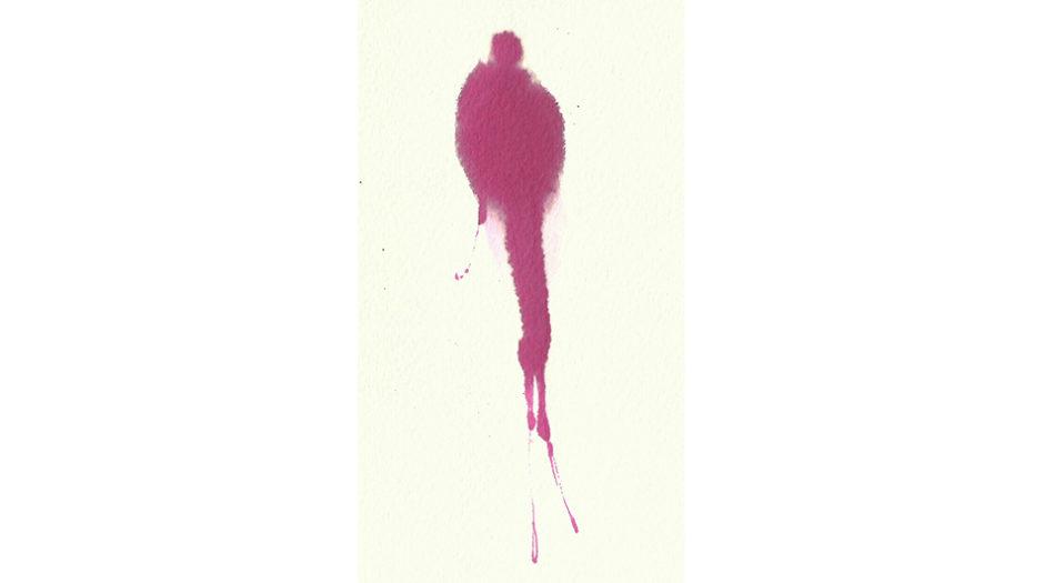Illustrazione moda acquerello,2, Alessandra Scandella