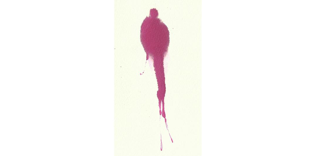 Illustrazione moda acquerello, watercolor fashion illustration