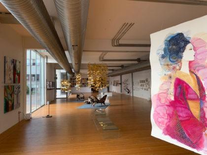 Mostra HOAA Gallery, Esseri, 1,Alessandra Scandella copia